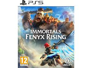 Immortals Fenyx Rising sur PS5 (Frontaliers Belgique)