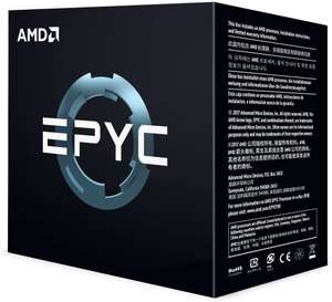 Processeur AMD Epyc 7451 - 2.3 GHz, 24C/48T