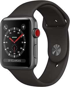 [Clients SFR] Montre connectée Apple Watch Series 3 - 42 mm, 4G (Via remise sur facture de 50€)