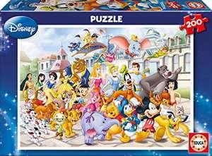 """Puzzle Disney """"défilé"""" 200 pièces"""
