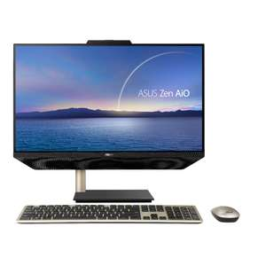 "PC tout-en-un 23.8"" Asus Zen AiO 24 A5400 - Full HD, i7-10510U, 16 Go RAM, 1 To HDD + 512 Go SSD, MX330, Windows 10 (clavier/souris inclus)"