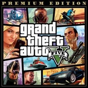 Grand Theft Auto V : Édition Premium sur PS4 (Dématérialisé)