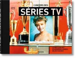 Livre L'univers des séries TV - Le meilleur des 25 dernières années selon Taschen