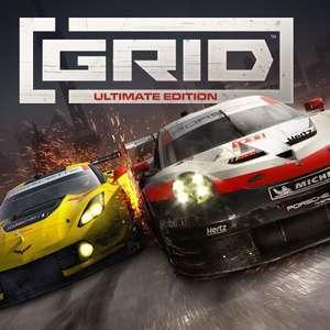 GRID Ultimate Edition sur Xbox One, Series (Dématérialisé)