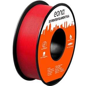 Filament PLA Rouge Eono - 1,75mm, 1Kg (Vendeur tiers)