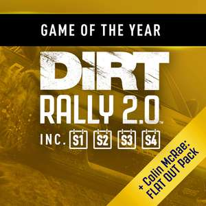 DiRT Rally 2.0 - Game of the Year Edition sur Xbox One (Dématérialisé)