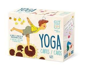 Jeu de cartes Buki YogiFun Yoga