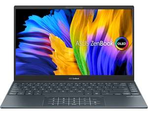 """PC Portable 13.3"""" ASUS ZenBook 13 - Full HD, OLED, i5-1135G7, 8 Go de RAM, 512 Go SSD (Frontaliers Suisse)"""
