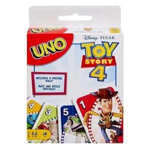 Jeu de société Uno Toy Story 4