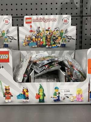 Sachet de Lego Minifigures - Edition 16, Cultura la défense (92)