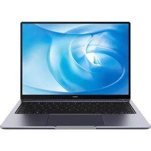 """PC Portable 14"""" Huawei Matebook 14 53011WPM - FullView 2K, i5-10210U, 8 Go de RAM, 512 Go SSD, Windows 10"""