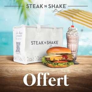 Sac Glacière offert pour toute commande en drive ou en click and collect - Steak'n Shake Cormontreuil (51)