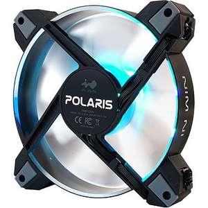 Ventilateur PC In Win Polaris - RGB Aluminium