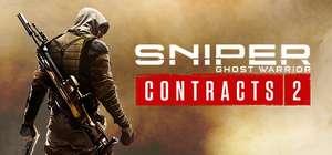 Jeu Sniper Ghost Warrior Contracts 2 (Dématérialisé - Steam)