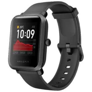 """Montre connectée Xiaomi Amazfit Bip S - Ecran 1.28"""", Batterie 200 mAh / Autonomie 40 jours, GPS, 5ATM (Entrepôt Espagne) - TVA incluse"""