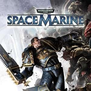 Warhammer 40 000: Space Marine sur PC (Dématérialisé, Steam)