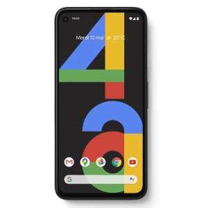 """Smartphone 5.81"""" Google Pixel 4a (4G) - SnapDragon 730G, 6 Go de RAM, 128 Go (299€ via Code RAKUTEN30 + 9.97€ en Rakuten Points)"""