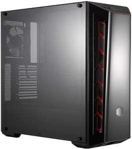 Boîtier PC Cooler Master MasterBox MB520 - Moyen tour, Noir/Rouge