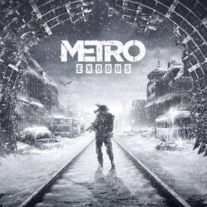 [Abonnés PS+] Metro Exodus sur PS4 & PS5 (dématérialisé)