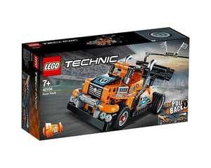 30% de réduction immédiate sur une sélection de LEGO (Technic, Creator, Star Wars, Disney...) - Ex : Lego Technic 42104 Le camion de course