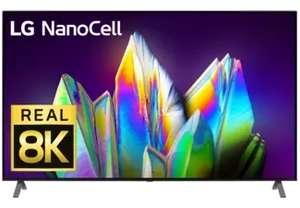 "TV Direct LED 55"" LG 55NANO956LA - UHD 8K, Smart TV, HDR 10 Pro (Frontaliers Belgique)"