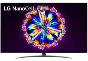 "TV Full LED 55"" LG 55NANO866NA - 4K UHD, Smart TV, HDR 10 Pro et HLG Pro (Frontaliers Belgique)"
