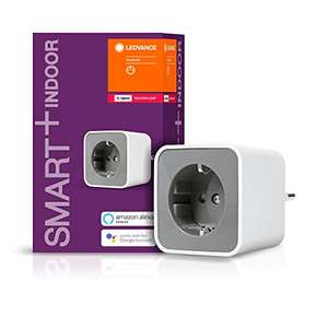 Prise Connectée Ledvance Smart+ (Zigbee) - Compatible Amazon Alexa, Google Home et Passerelle Philips Hue