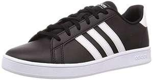 Chaussures tennis enfants Adidas Grand Court K - noir (Pointure 35)