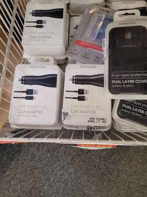 Chargeur allume-cigare Samsung avec charge rapide - Saint-Alban (31)