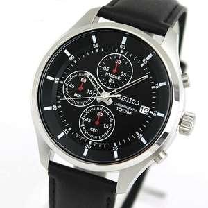 Montre à Quartz Seiko Chronographe SKS539P2 - 43 mm (Frais de douane et TVA inclus)