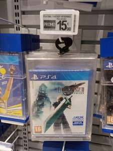Jeu Final Fantasy VII: Remake sur PS4 - Espace culturel Ancenis (44)