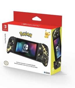Split Pad Pro Hori pour Nintendo Switch - Pokémon Pikachu Noir Doré