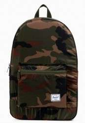 Sélection sac à dos Herschel Camouflage en promotion - Ex : Woodland camo - 24,5l