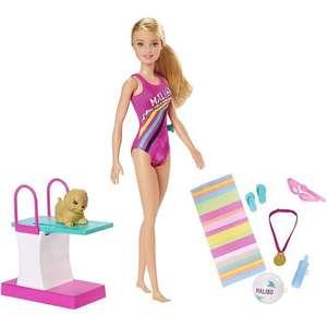 Poupée Barbie Championne de natation