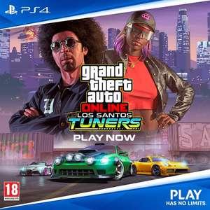 Jouer gratuitement à GTA 5 Online sur PS4 sans abonnement PS Plus