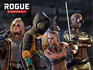 Battle Pass Rogue compagny Saison Deux Gratuit sur Steam (Roguecompany.com)