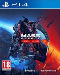 Mass Effect: Édition Légendaire sur PS4 ou Xbox One
