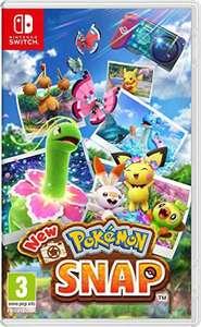 Jeu New Pokémon Snap sur Nintendo Switch