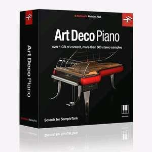 Plugin IK Multimedia Art Deco Piano gratuit (Dématérialisé - VST / AU / AAX) - ikmultimedia.com