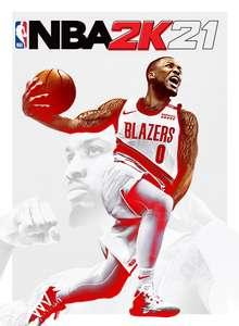 NBA 2K21 sur Switch (Dématérialisé - Store US)