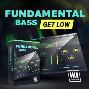 Plugin Fundamental Bass gratuit sur PC & Mac (Dématérialisé - VST, AU, AAX) - serialcenter.de
