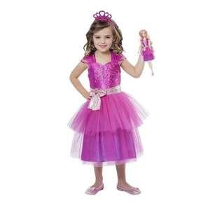 Costume Princesse Barbie et déguisement de poupée
