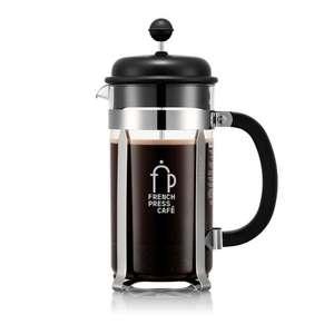 Cafetière à piston Bodum Caffettiera - 1 L, 8 tasses