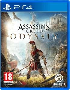 Assassin's Creed: Odyssey sur PS4 (boîtier IT)
