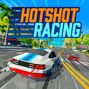 Hotshot Racing sur PS4 (dématérialisé)
