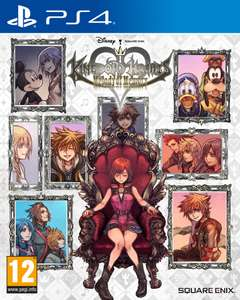 Kingdom Hearts Melody Of Memory sur PS4 ou Nintendo Switch
