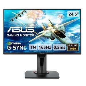 """Écran PC 24.5"""" Asus Vg258QR - FullHD, TN 165Hz 0.5ms (via ODR de 20€)"""