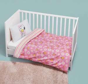 Parure de lit double face pour bébé - Divers modèles