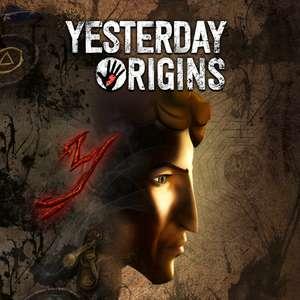 Yesterday Origins gratuit sur PC (Dématérialisé - DRM-Free)