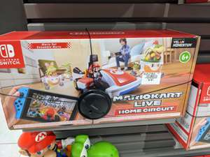 Mario Kart live : Home Circuit sur Nintendo Switch - Marmoutier (67)